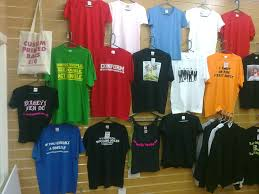 3a0f5852e We are Inky's, a t-shirt printing shop based in the centre of Worcester,  UK. We supply and print all kinds of garments (t-shirts, polo shirts,  hoodies, ...