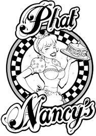 Phat Nancy's lovely logo